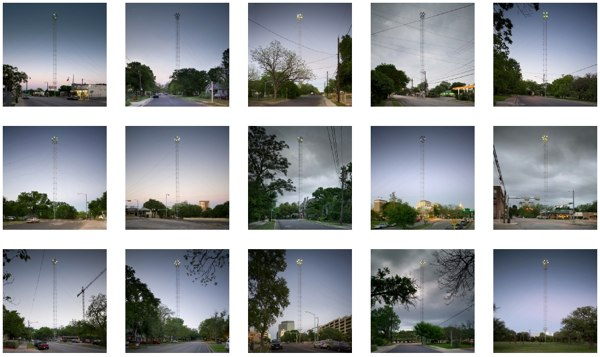 Andy Mattern  Moonlight Towers