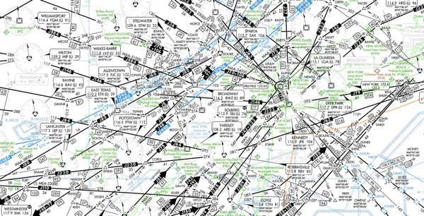 VFRMAP  Digital Aeronautical Charts 1