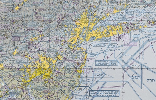 VFRMAP  Digital Aeronautical Charts 2