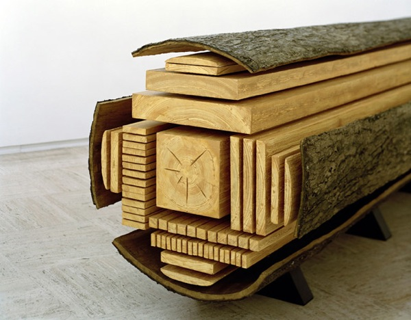 how a log is used